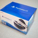 PlayStation VR を購入したので開封&ちょこっとレビュー