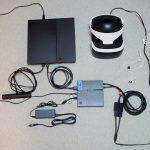 PlayStation VR の接続・配線手順を写真で解説 (詳細版)