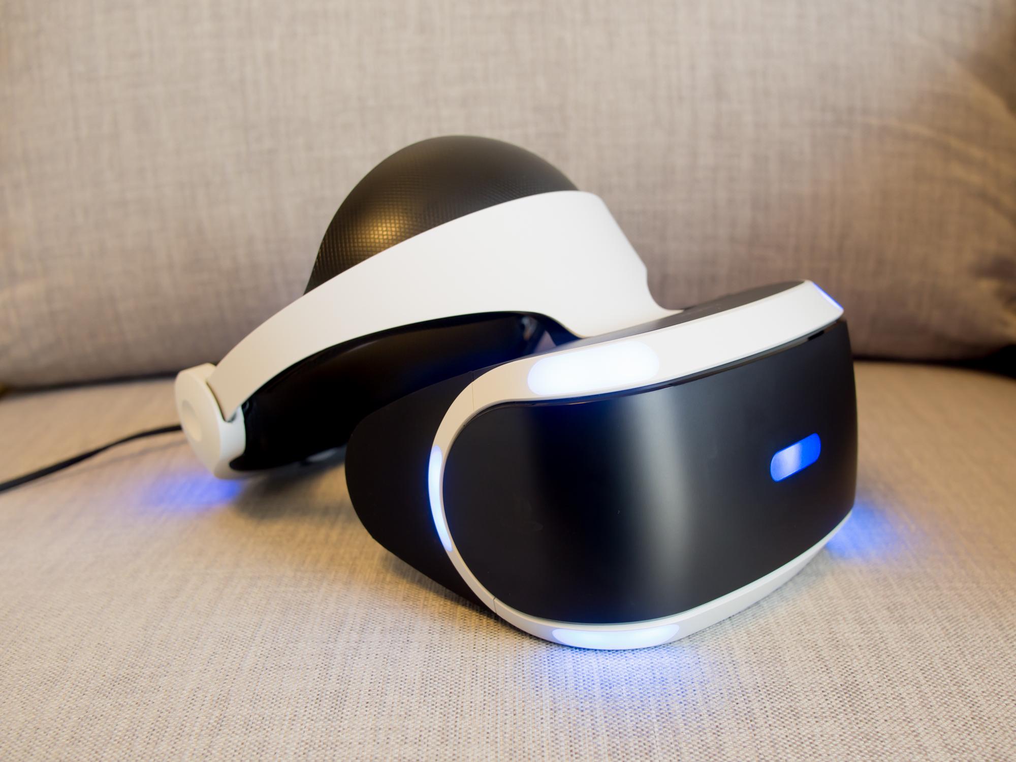 PlayStation VR イメージ写真