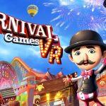 PSVR対応パーティーゲーム『カーニバル ゲームズ VR』がPlayStation Storeに登場