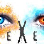『DEXED』が北米と欧州のPlayStationストアで配信開始。『斑鳩』から発想を得た2色シューティング