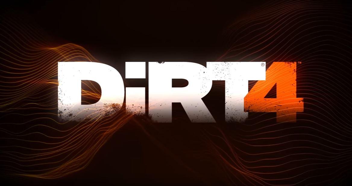DiRT4 ロゴ