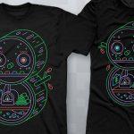 『GNOG』のTシャツが海外で販売開始。ゲームのリリース日公開もそろそろか