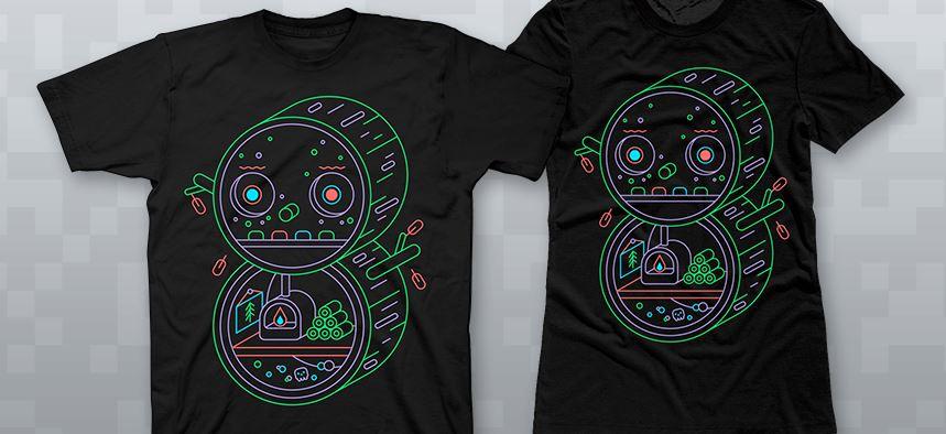 GNOG デザインTシャツ