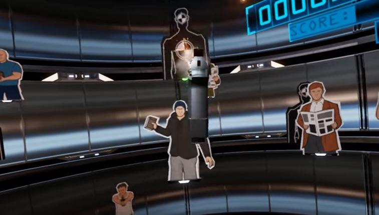 LETHAL VR ゲーム画像
