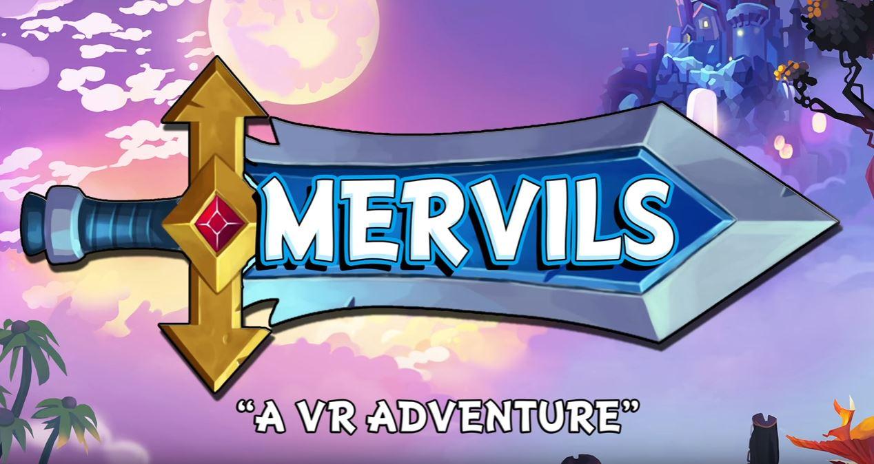 MERVILS A VR ADVENTURE タイトル画像