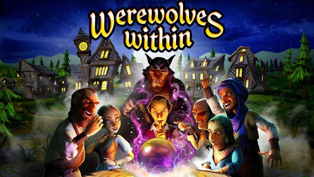 『Werewolves Within』タイトルロゴ