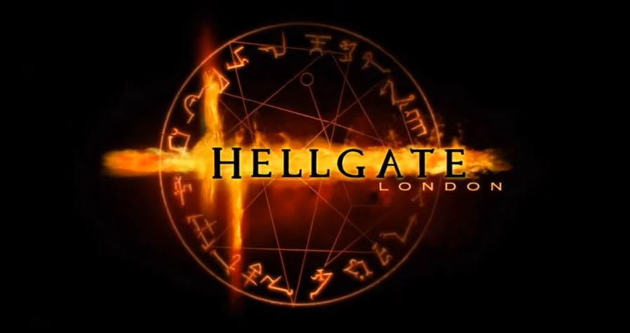 『Hellgate:London』タイトルロゴ